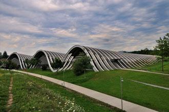 """Zentrum Paul Klee, Bern"" Foto © Friedhelm Denkeler 2010"