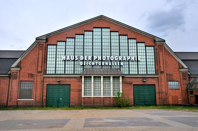 """""""Deichtorhallen"""", Foto © Friedhelm Denkeler 2009"""