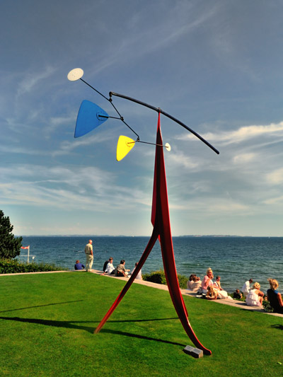 Alexander Calder 'Little Janey-Waney', 1964/76, Foto © Friedhelm Denkeler 2011