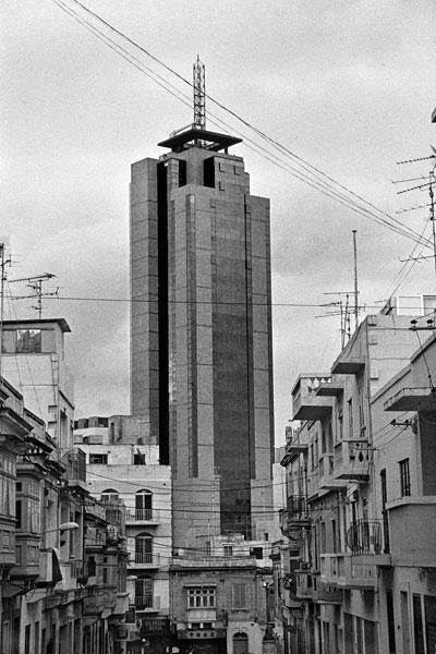 "aus ""Sechsunddreißig Tower"", Foto © Friedhelm Denkeler 2001"