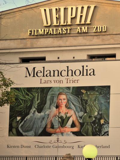 """Lars von Triers """"Melancholia"""", Foto © Friedhelm Denkeler 2011"""