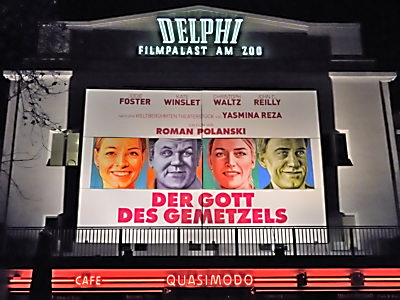 """Der Gott des Gemetzels"", Delphi, Foto © Friedhelm Denkeler 2011"