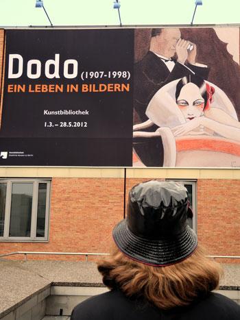 """""""Sabine mit Dodo"""", Foto © Friedhelm Denkeler 2012"""