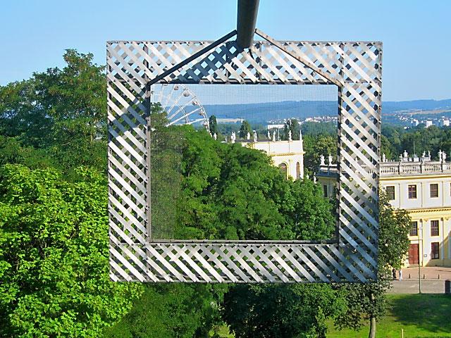 """""""Schöne Aussicht oder Landschaft im Dia"""", Foto © Friedhelm Denkeler 2007"""