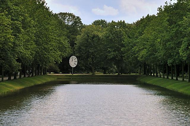 """""""Documenta 13: Die elliptische Uhr von Anri Sala"""", Foto © Friedhelm Denkeler 2012"""