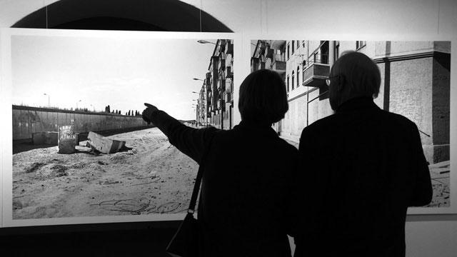 """""""Filmausschnitt 'Karl-Ludwig Lange – Der Photograph'"""", Foto © Benjamin Ochse 2013"""