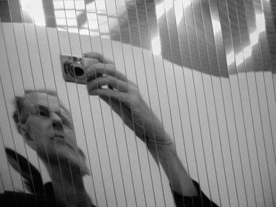 Selbstporträt, Foto © Friedhelm Denkeler 2007
