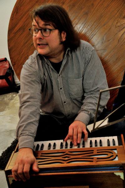 """Thilo Bock"", Foto © Friedhelm Denkeler 2013"