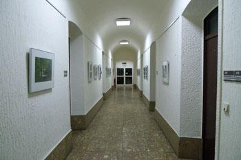 Caritas-Galerie Berlin, Foto © Benjamin Ochse 2013
