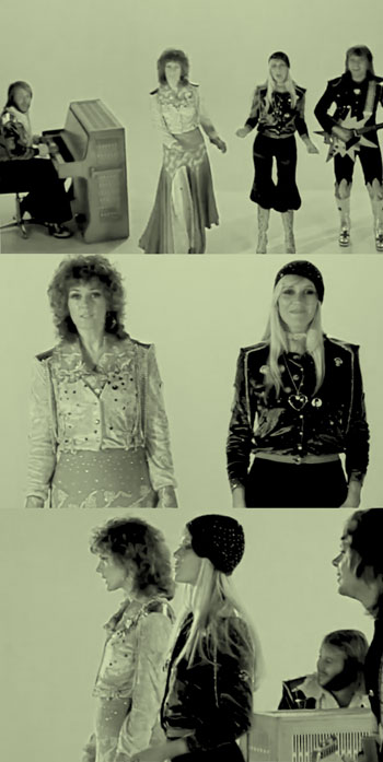 "ABBA ""Waterloo"", Foto & Grafik © Friedhelm Denkeler"