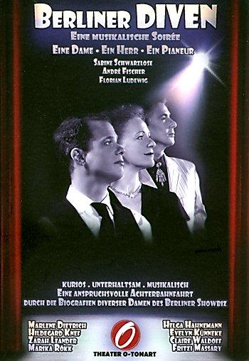 """Berliner Diven"", Foto & Grafik Theater O-TonArt"