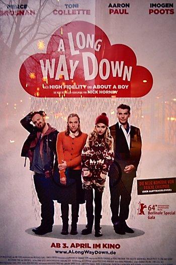 """""""A Long Way Down"""", Foto © Friedhelm Denkeler 2014"""