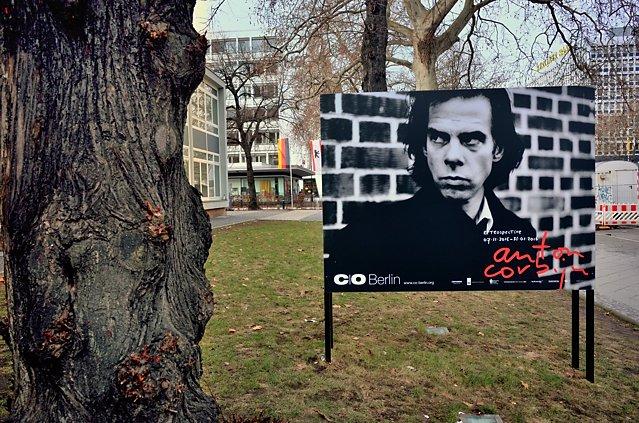 """Ausstellung Anton Corbijn"" (C/O im Amerika-Haus, Berlin), Foto © Friedhelm Denkeler 2016"