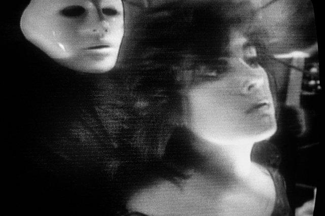 """Die Freundin des Teufels"", aus ""Episoden"", Foto © Friedhelm Denkeler 1984"