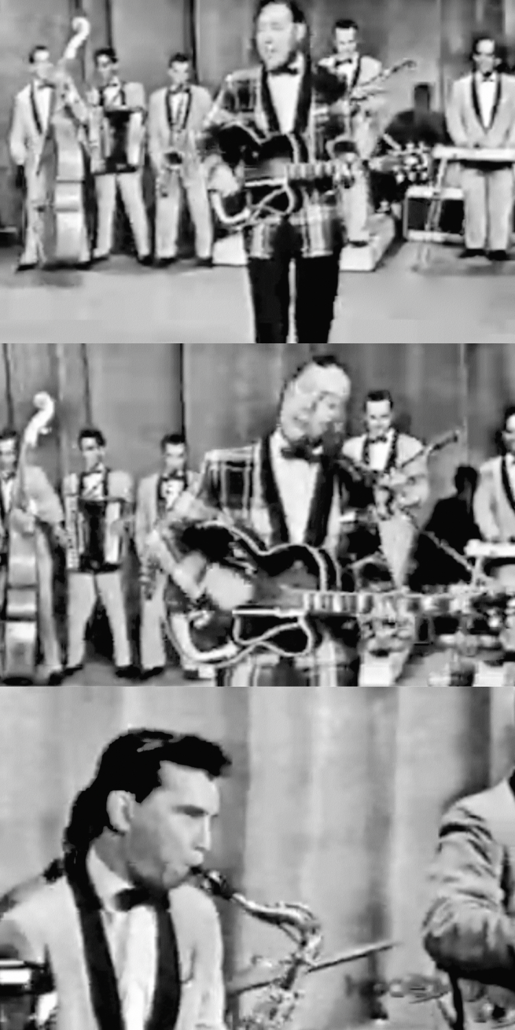 Bill Haley: »Rock Around The Clock«, 1954